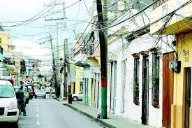 Unstable electricity systeme of the dominican republic