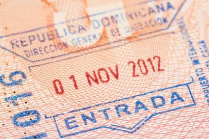Demande de visa en republique dominicaine
