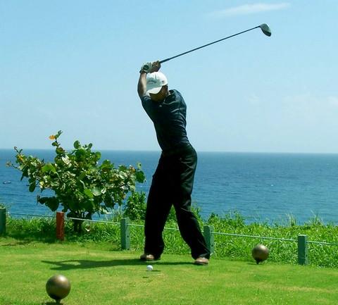 Golf playa grande 2