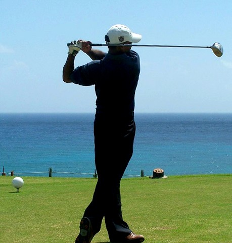 Golf robert trent jones a proximite 1