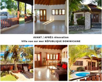 rental investement villa in dominican republic