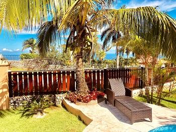 Location de maison vue sur mer jacuzzi cabrera republique dominicaine