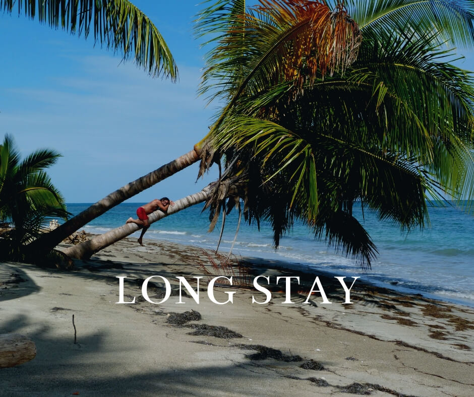 Long stay vacation in dominican republic