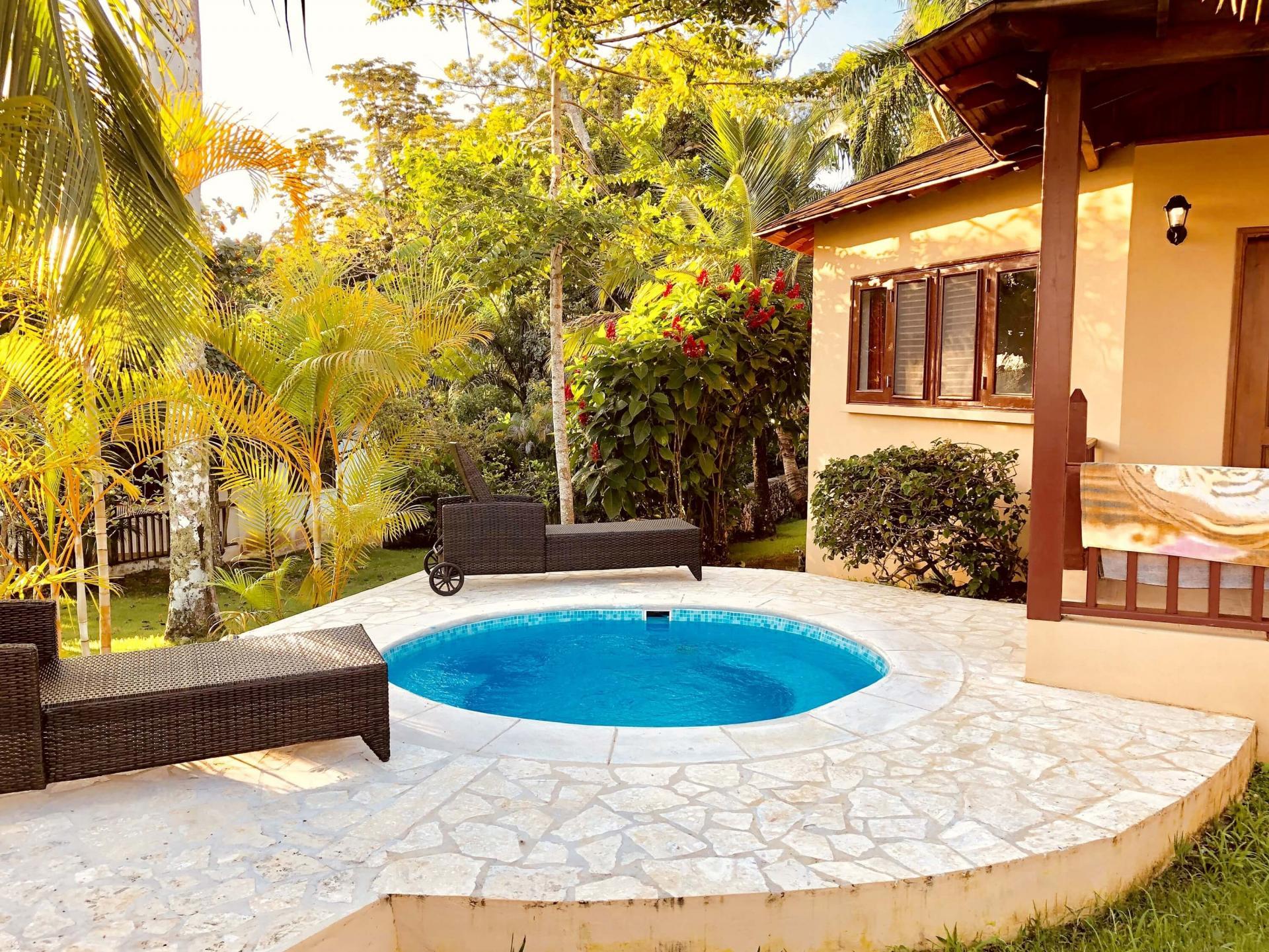 Maison a louer vacances pour 2 personnes republique dominicaine