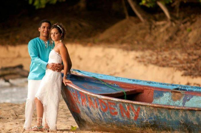 Mariage en republique dominicaine