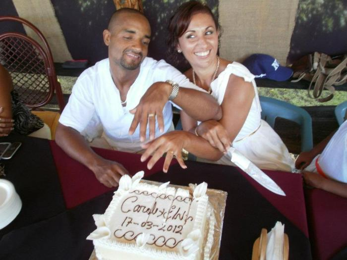 Mariage reussi francais dominicain