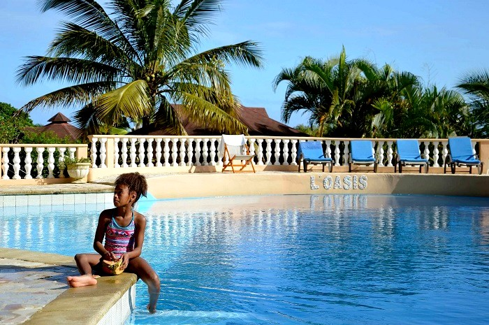 Residence privee avec piscine l oasis