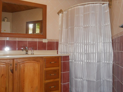 Salle de bain fontionnelle