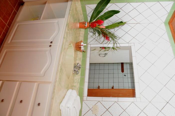 Retraite au soleil en r publique dominicaine - Salle de bain maison de retraite ...