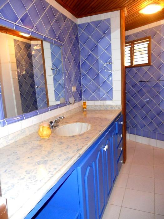 Salle de bain tout confort