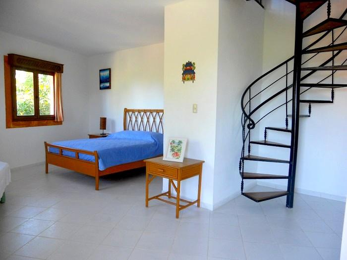Villa 2 chambres a louer republique dominicaine