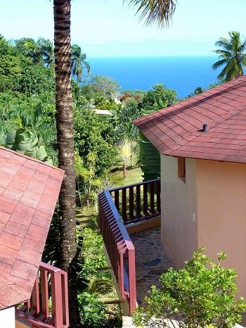 Villa à louer 2 chambres vue sur mer
