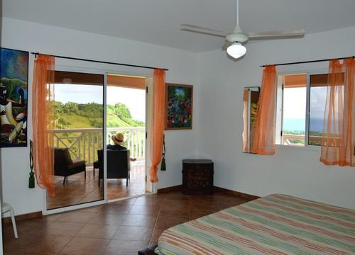 Villa vue sur mer rio san juan cabrera