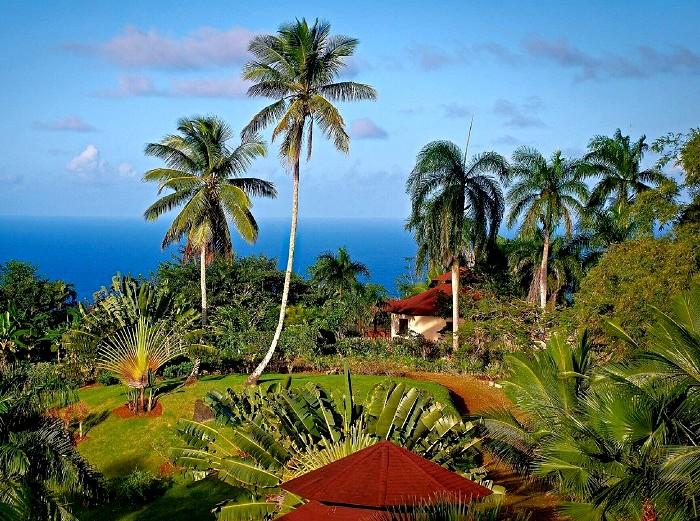 Villas a louer vue sur mer republique dominicaine 1